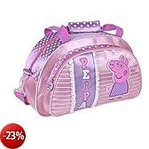 PEPPA PIG Sport Bag - Borsa da viaggio (39cm x 23.5 cm x 16.5 cm)