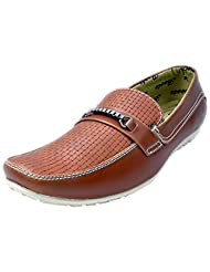 Lee Jordan Men's Synthetic Leather Casual Shoes - B00ZA145NW