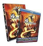 echange, troc 4 fantastiques et le surfer d'argent-Duo Blu-ray + DVD [Blu-ray]