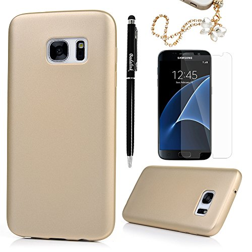 badalink-galaxy-s7-case-soft-tpu-rubber-skin-bumper-case-shockproof-flexible-easy-grip-smooth-touch-