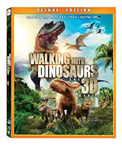 Walking With Dinosaurs (Blu-ray 3D / DVD Combo Pack) from 20th Century Fox