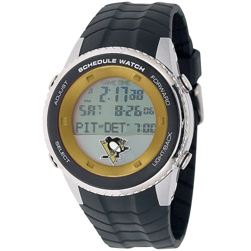 NHL Men's NHL-SW-PIT Schedule Series Pittsburgh Penguins Watch