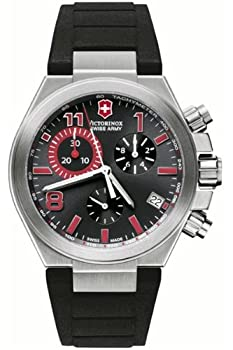 Victorinox Swiss Army Men's 241318 Convoy Black Dial Watch by Victorinox Swiss Army