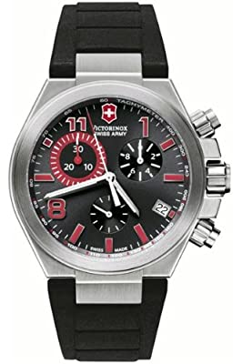 Victorinox Swiss Army Men's 241318 Convoy Black Dial Watch