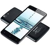 5.0'' Cubot X12 Smartphone Android 5.1 (Lollipop) 64bit MTK6735 Quad Core LTE 4G/WCDMA/GSM 1GB+8GB, Nero