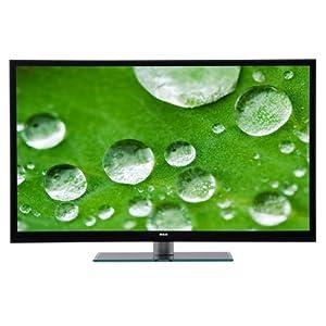 Amazon - RCA LED42C45RQ 42-Inch 1080p 60Hz LED HDTV (Black) - $319.00