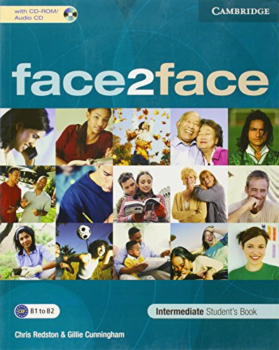 face2face Intermediate Student's Book with CD-ROM/Audio CD