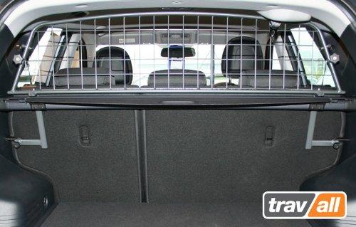 TRAVALL TDG1263 - Hundegitter Trenngitter Gepäckgitter