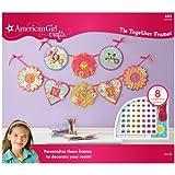 American Girl Crafts Tie Together Frames Kit