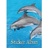 Herma 6687 - Stickeralbum A5, Delfine