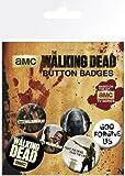 Amazon.co.jpThe Walking Dead ウォーキング デッド ボタン バッジ