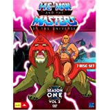 "He-Man and the Masters of the Universe - Season 1, Volume 2 (Episode 34-65) (7 Disc Set)von ""Shuki Levy"""