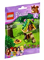 LEGO Friends Squirrel's Tree House by LEGO