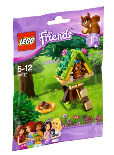 LEGO Friends Squirrel's Tree House (41017) (Lego Friends Oasis compare prices)