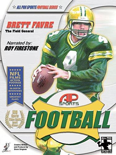 All Pro Sports Football: Brett Favre