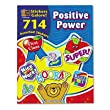 Teacher Created Resources 4225 Teacher Created Resources Sticker Books, Positive Power, 714 Stickers/pack