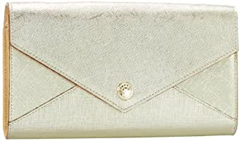 Rebecca Minkoff S550I140 Wallet,Gold,One Size