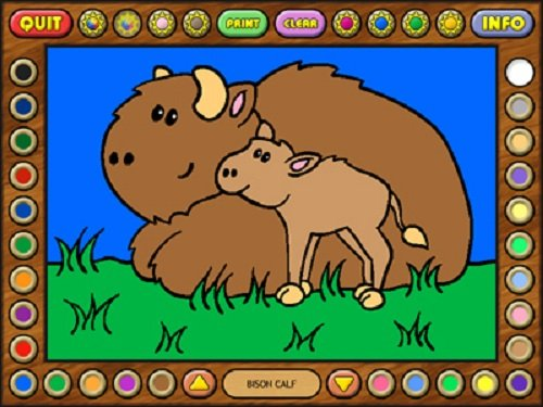 Coloring Book 10 Baby Animals Download September 3 2012 By Admin56