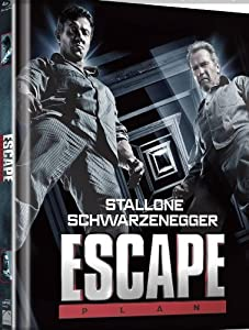 Escape Plan - Strong Limited Mediabook / Digibook to 500 Copy´s - (Import) - Blu-ray