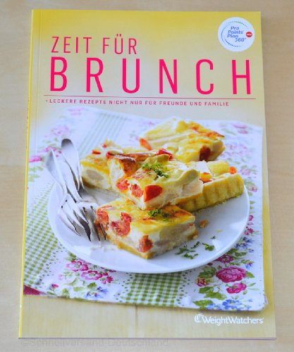 Charmate® Beauty Set //Gesichtspflege// + Weight Watchers Kochbuch 'Zeit für Brunch' ProPoints® Plan 360 / 2013