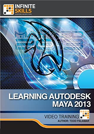 Learning Maya 2013 Training for Mac [Download]