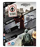 District 9 / 2012 / Battle: Los Angeles Triple Pack [DVD]