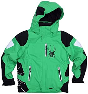 Spyder Boy's Challenger Jacket