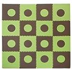 Tadpoles Playmat Set 16-Piece Circles...