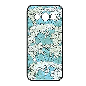 Vibhar printed case back cover for Samsung Galaxy Grand Max WavesComing