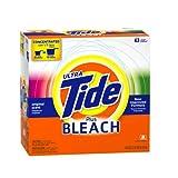 Tide Ultra with Bleach Alternative Original Scent Powder, 63 Loads, 114-Ounce