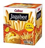 カルビー Jagabeeバターしょうゆ味 90g×12箱