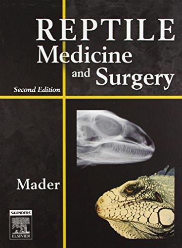 Reptile Medicine And Surgery, 2E front-16310