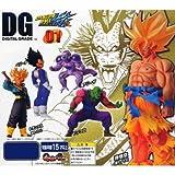 ガシャポン デジタルグレード(DG)シリーズ ドラゴンボール改01 全5種セット