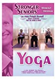 DVD - Chair Yoga Program - Enjoy the benefits of Yoga in a safe, gentle program. Increase flexibility, range of motion, and core strength. No pretzel poses or getting on the floor
