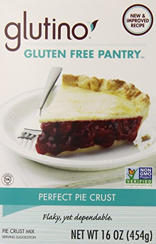 Glutino Gluten Free Pantry Perfect Pie Crust Mix, 16 Ounce Mama Pie