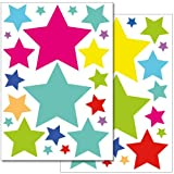 Wandkings Sterne Wandsticker Set