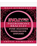 Evolved pheromone bracelet male attractant - pink (Package Of 6) Half Case