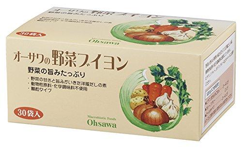 オーサワの野菜ブイヨン(徳用)