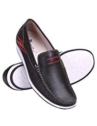 Cythos Cythos Men Vegas Shoes Black Leather