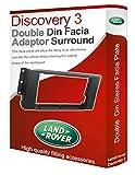 Land Rover Discovery 3 stereo radio Facia Fascia adapter panel plate trim CD