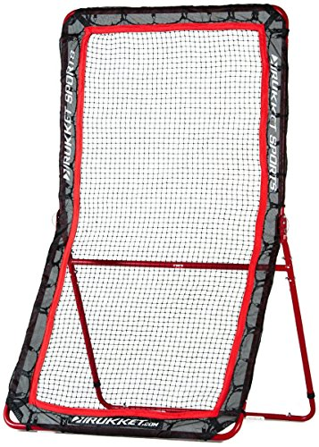 Rukket 4x7ft Baseball and Softball Rebounder Pitch Back Training Screen with Lifetime Warranty (Pitch Back Football compare prices)