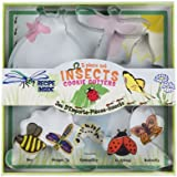 Fox Run 5 Piece Insect Cookie Cutter Set