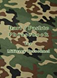 img - for Dari / Pashto Phrasebook for Military Personnel book / textbook / text book