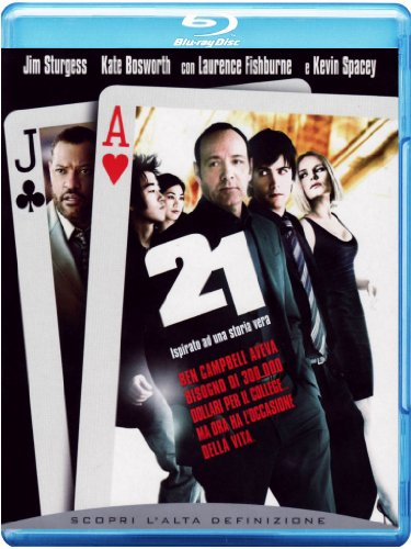21 [Blu-ray] [Import anglais]