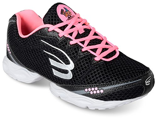 Spira Srr482 Womens Stinger Black/Blush Running Shoe Size -12