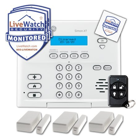 Livewatch Home Monitoring Alarms Package