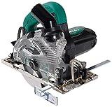 日立工機 集じん丸のこ のこ刃径125mm AC100V 1050W 傾斜切断可 LEDライト付 本体のみ C5YB2(N)