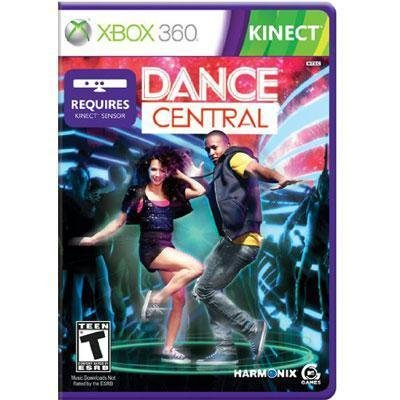 New Microsoft X-Box Dance Central Msx Edition Entertainment Game Standard Retail Supports Xbox 360