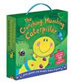 Sheridan Cain The Crunching Munching Caterpillar: Storybook and Double-Sided Jigsaw