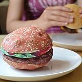 ハンバーガーの小物入れ